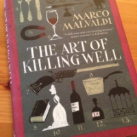 The Art of Killing Well by Marco Malvaldi (tr. by Howard Curtis)
