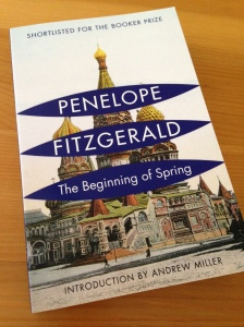 The Beginning of Spring by Penelope Fitzgerald (review)