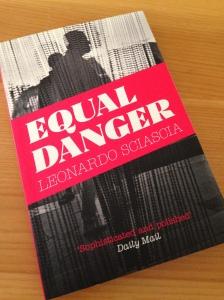 Equal Danger by Leonardo Sciascia (tr. by Adrienne Foulke)