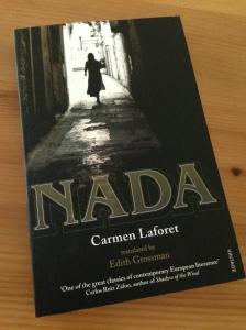 Nada by Carmen Laforet (tr. Edith Grossman)