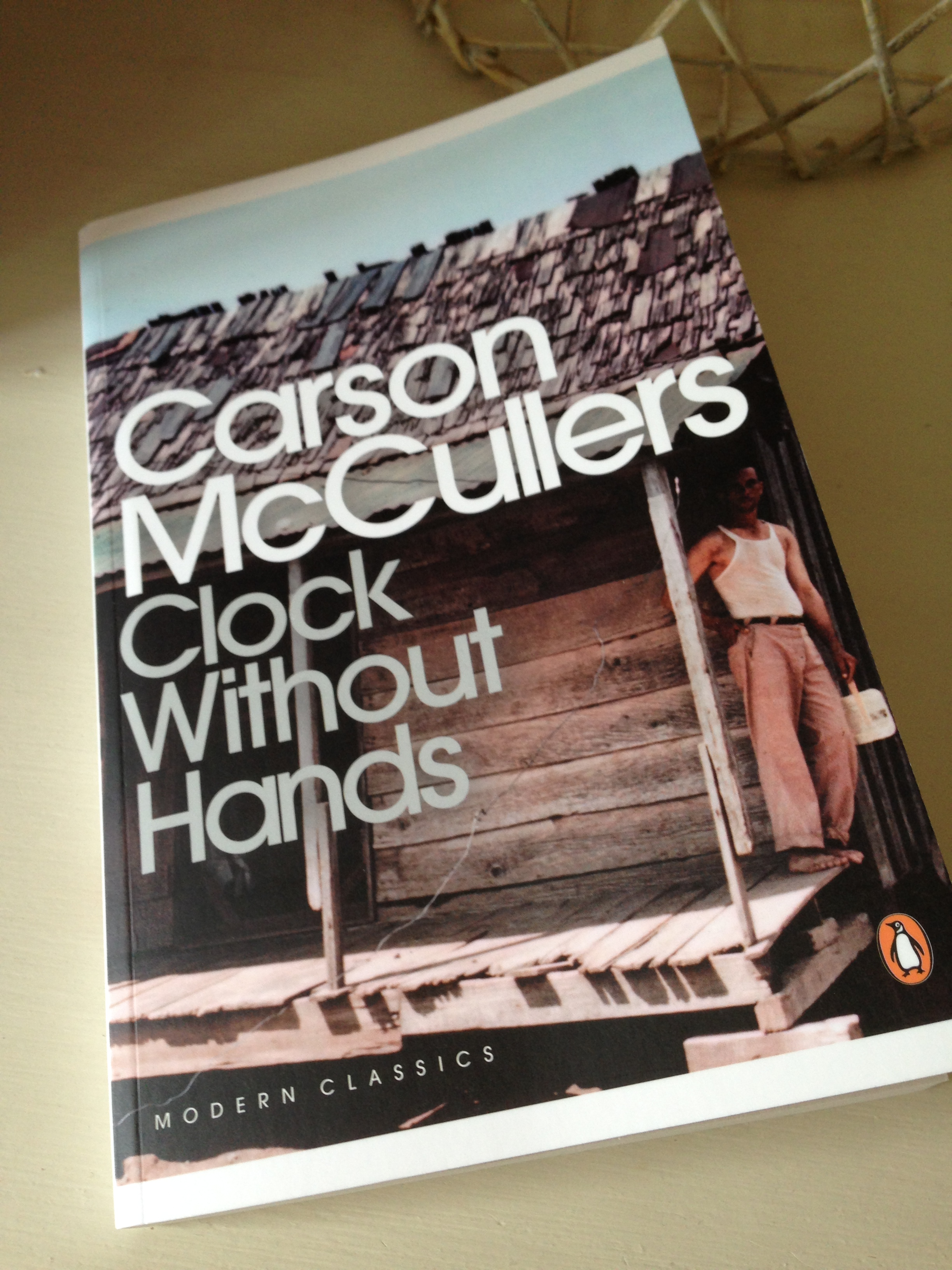 Clock Without Hands By Carson Mccullers Review Jacquiwines Journal