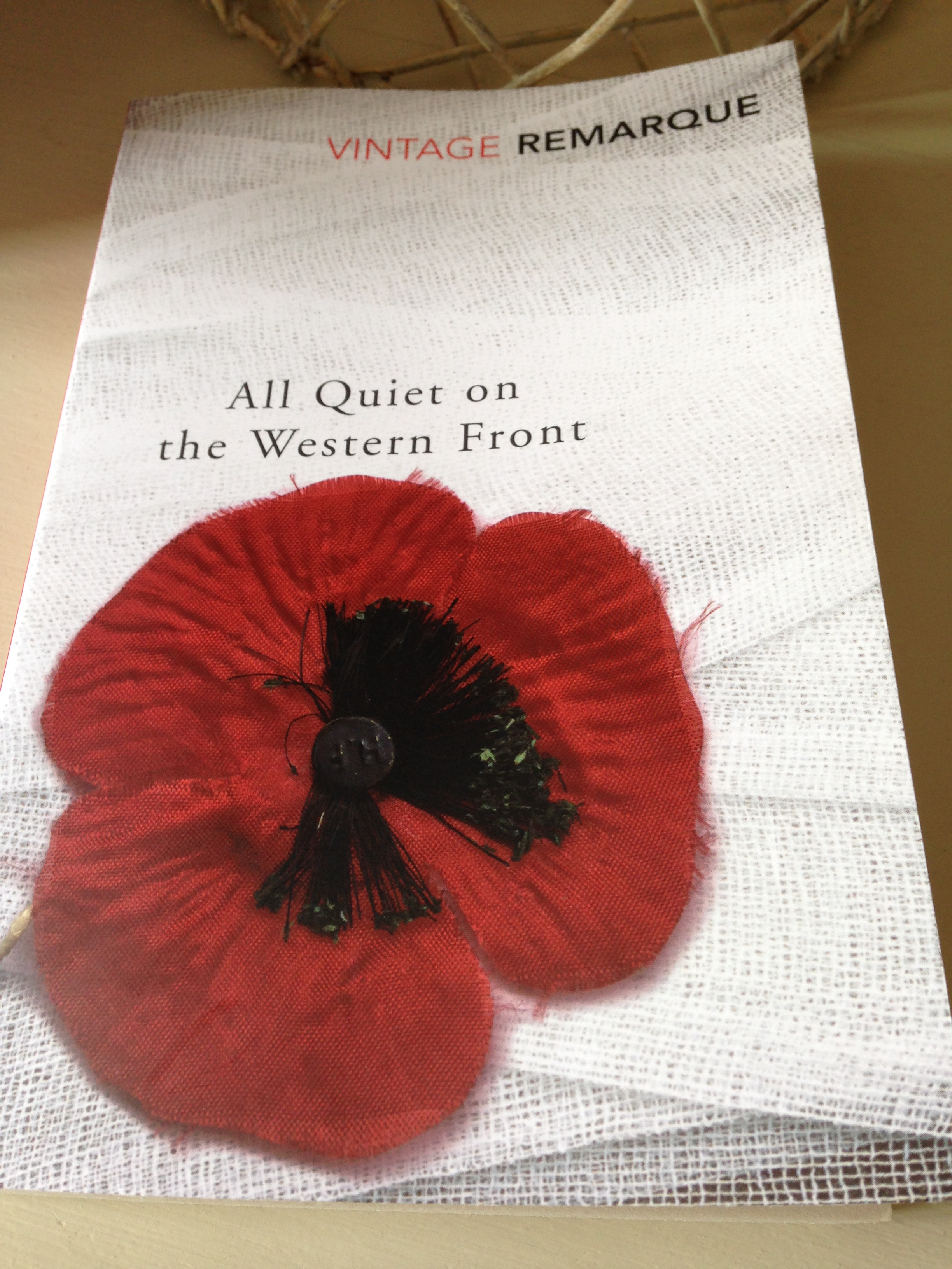 All Quiet on the Western Front Summary