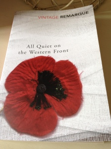 All Quiet on the Western Front by Erich Maria Remarque (book review)