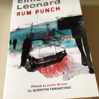 Rum Punch by Elmore Leonard (review)