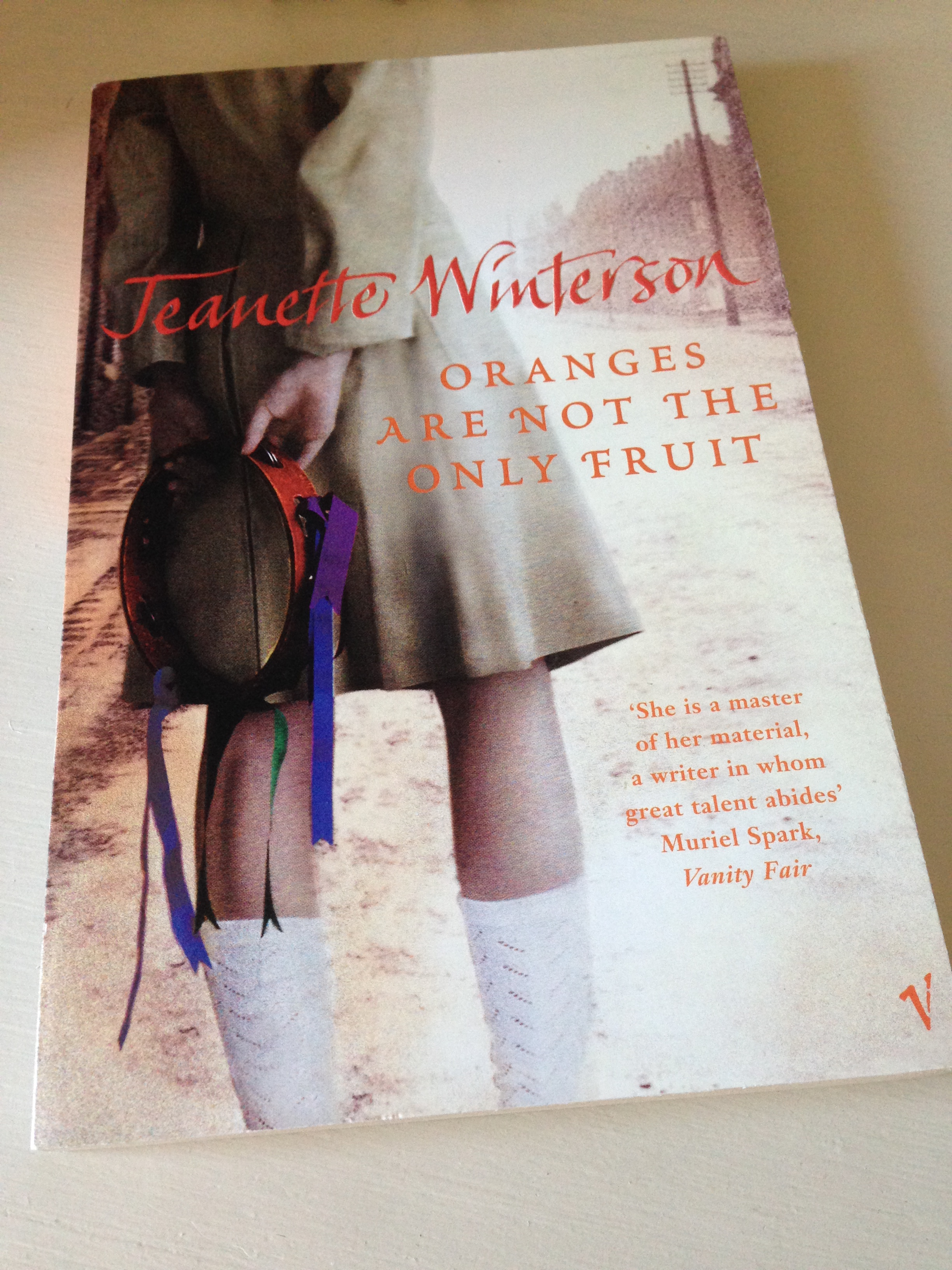 oranges are not the only fruit essays Read jeanette winterson's oranges are not the only fruit read jeanette winterson's oranges are not the only fruit write a 1-2 page paper about one of the topics.