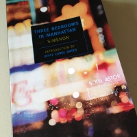 Three Bedrooms in Manhattan by Georges Simenon (review)