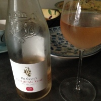 A Corsican rosé – a wine match for Transit by Anna Seghers