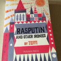 Rasputin and Other Ironies by Teffi