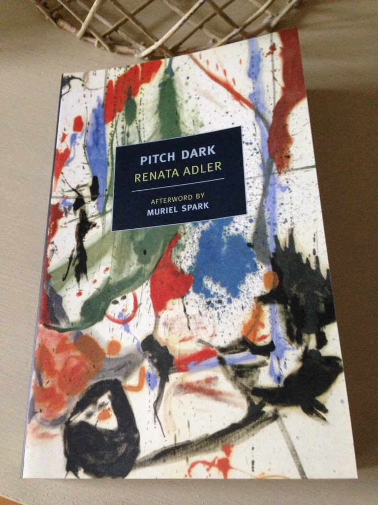 Just Like Its Predecessor Pitch Dark Features A First Person Narrative Relayed In Fragmentary Non Linear Style The Narrator Kate Ennis Journalist