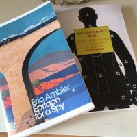 Two Recent Reads – Epitaph for a Spy by Eric Ambler and The Expendable Man by Dorothy B. Hughes