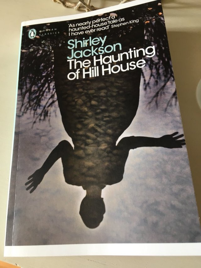 The Haunting Of Hill House By Shirley Jackson Jacquiwine S Journal