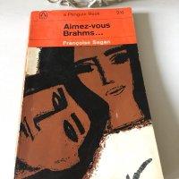 Aimez-vous Brahms… by Françoise Sagan (tr. Peter Wiles)