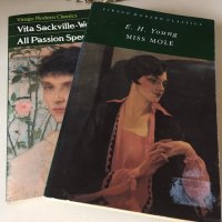 A delightful pair of Viragos – novels by E. H. Young and Vita Sackville-West
