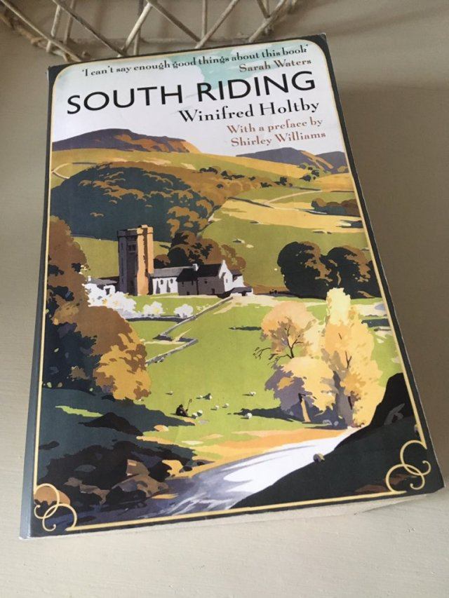 South Riding By Winifred Holtby Jacquiwine S Journal