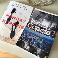 Literary Beginnings – Monday Morning by Patrick Hamilton and Summer Crossing by Truman Capote