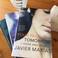 Your Face Tomorrow trilogy by Javier Marías (tr. Margaret Jull Costa)