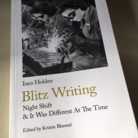 Blitz Writing by Inez Holden