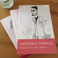 A Dance to the Music of Time by Anthony Powell, books 10-12