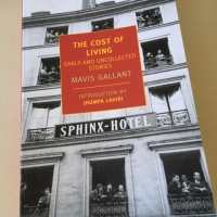The Cost of Living by Mavis Gallant – stories from 1951-55