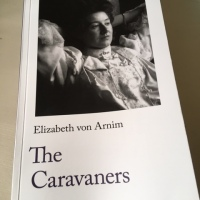 The Caravaners by Elizabeth von Arnim