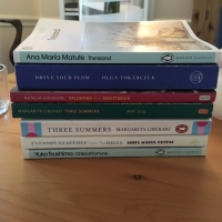 August is #WITMonth – some recommendations of books by women in translation