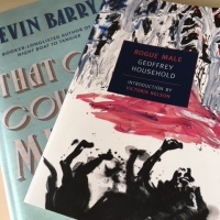 Recent Reads – That Old County Music by Kevin Barry and Rogue Male by Geoffrey Household